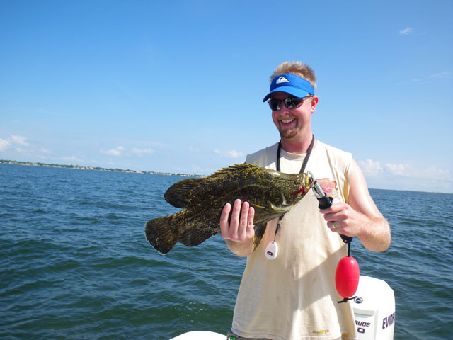Photos from recent tampa bay fishing trips captain mike gore for Tampa bay fishing outfitters