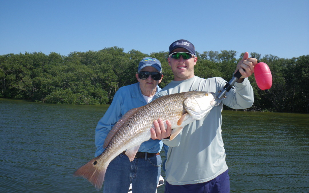 Family Redfish Trip