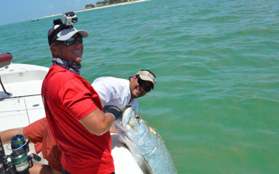 St.Pete Tarpon fishing charter