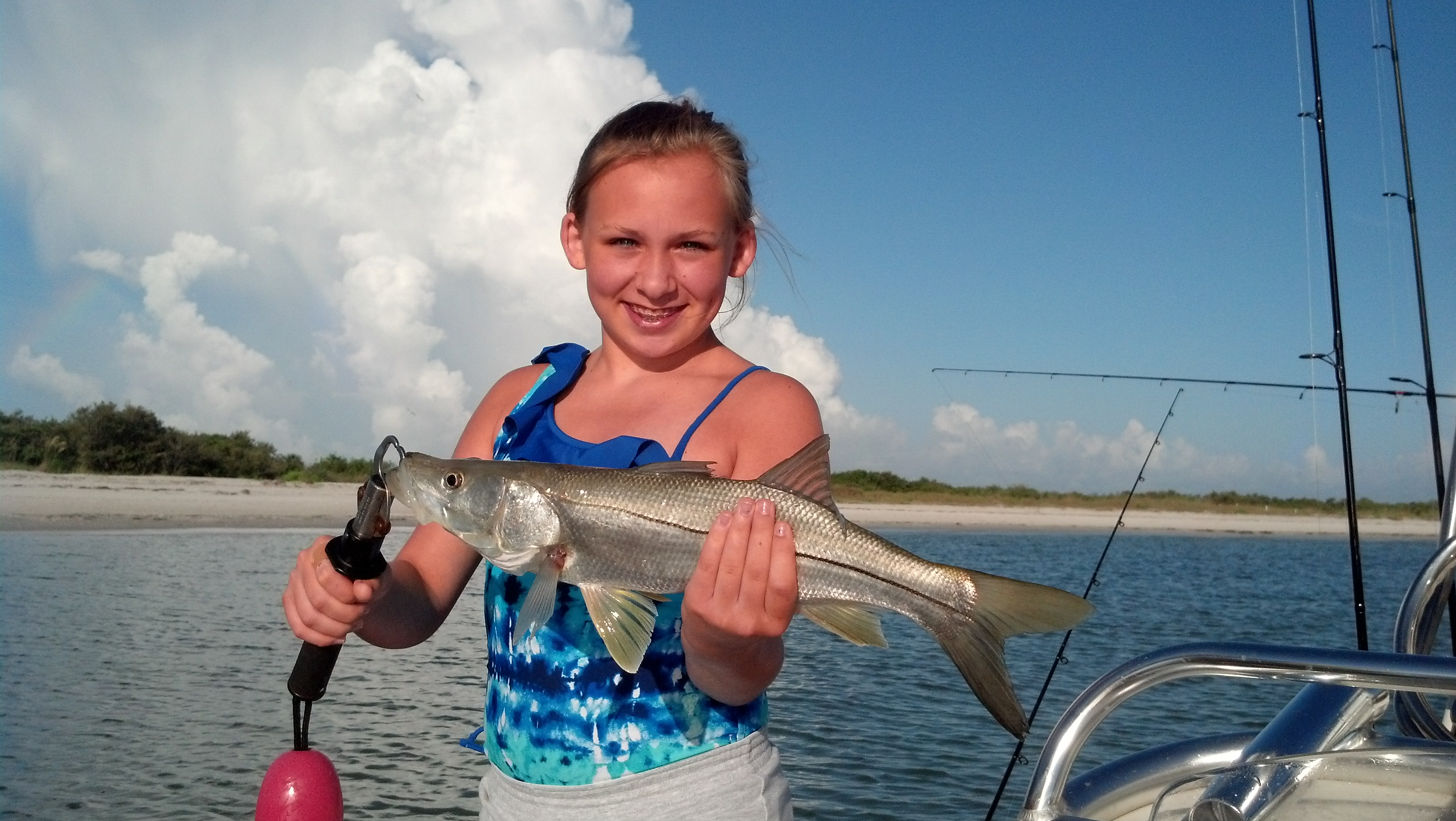 Tampa bay fishing for snook captain mike gore for Tampa bay fish